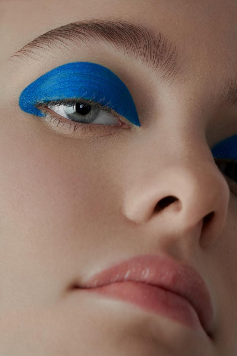 Elina Beauty Editorial Photography: Christine Polz Hair&Make-up: Tanja Schuster Model: Elina (@Munich Models)