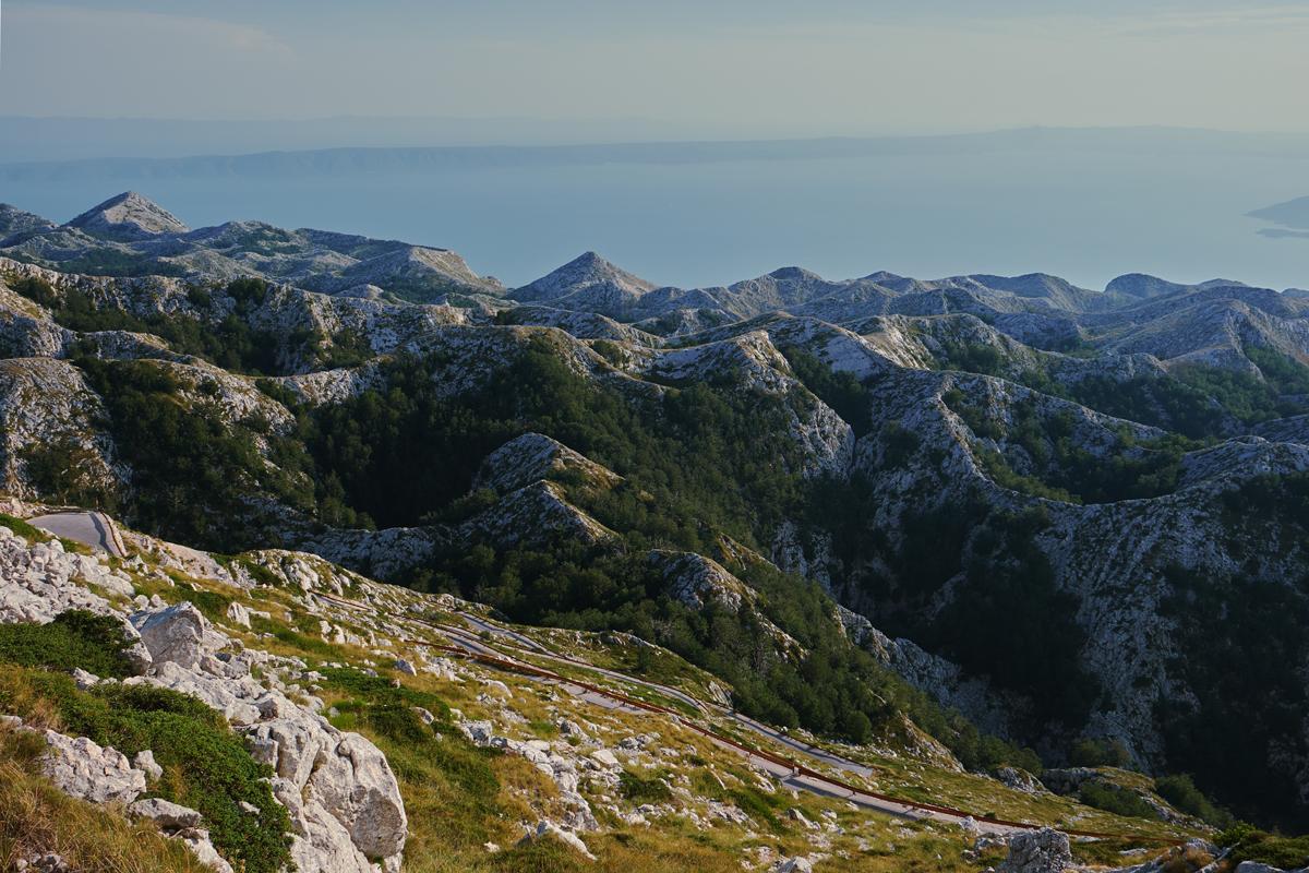 Kroatien Biokovo Naturpark